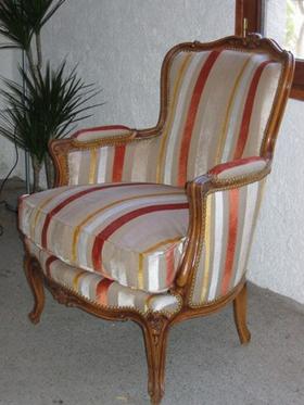 fauteuils - Tapissier Fauteuil